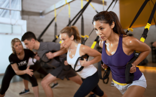 TRX Training Is Here!!!