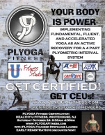 PLYOGA Certification Class Oct. 24th